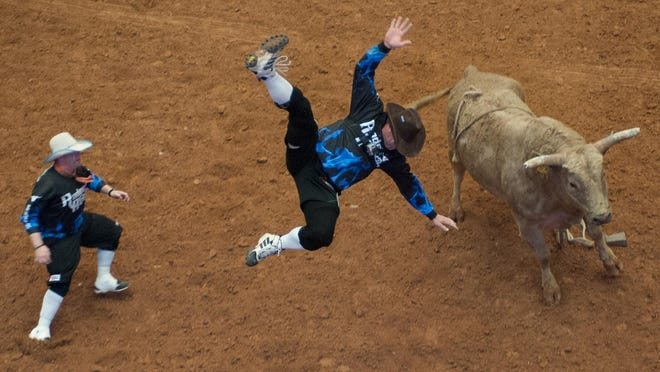 Bull riding is one of the biggest events at the annual Rodeo Austin, but months after this year's rodeo was canceled due to the coronavirus, the organization is hosting another bull riding event at the Dell Diamond on Nov. 13 and 14.