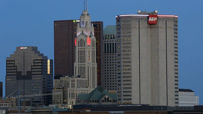 American Electric Power maintains its headquarters in Downtown Columbus.