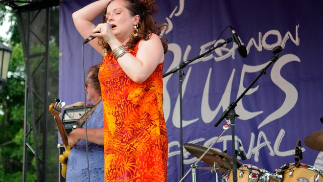 Miss Lissa & Co. is scheduled to be back at Saturday's Lebanon Blues Festival.
