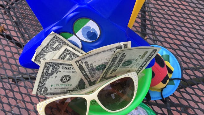 The average American will spend $2,936 on summer vacations, according to MagnifyMoney.