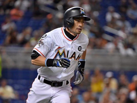Ichiro Suzuki and the Mariners are negotiating on a