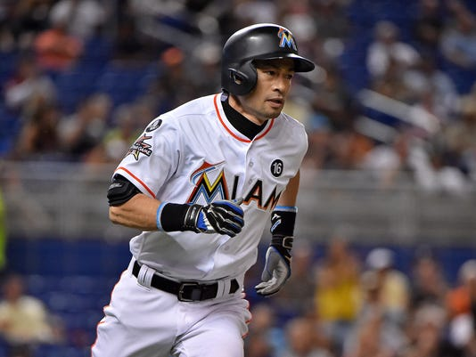 Ichiro Suzuki re-unites with Mariners on a one-year deal