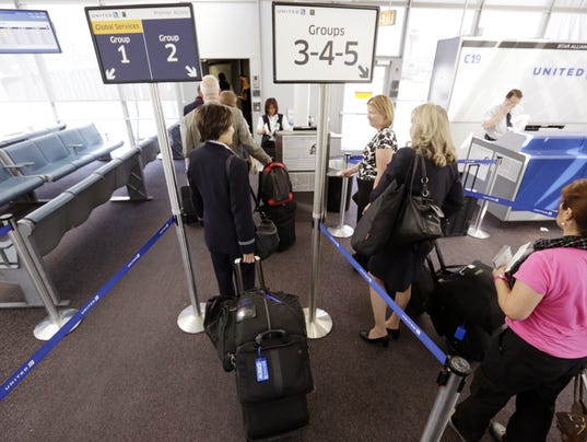united cracks down on oversized carry ons