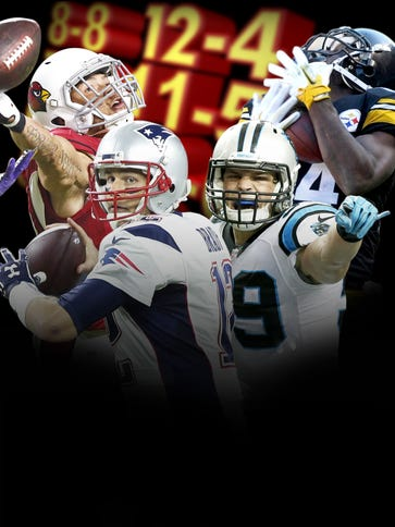 Record projections for all 32 NFL teams.