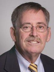 Bill McLaughlin is running for mayor of Chambersburg