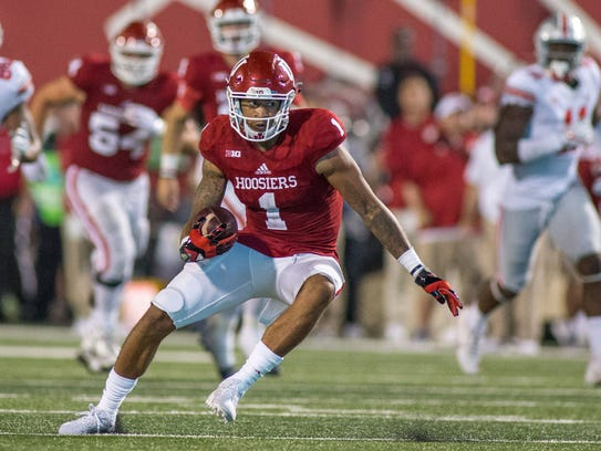 Simmie Cobbs Jr. is considered a top draft prospect