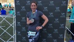 Detroit Free Press marathon New Balance runner of the week: Kathryn Haag