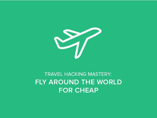 Fly Around the World For Cheap