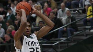 Trinity's Raymond Spalding was named to the Kentucky junior All-Star team.