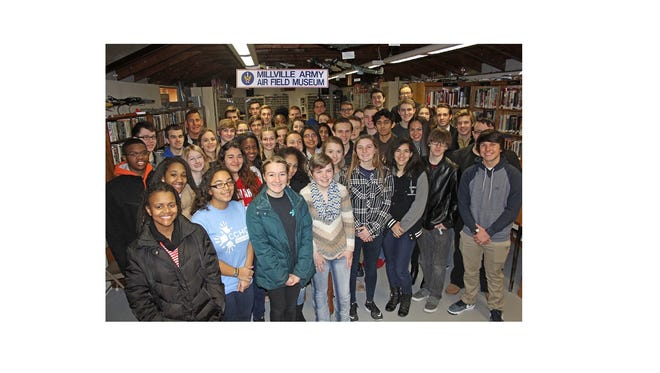 U.S. Representative Frank A. LoBiondo, NJ-02, met with his 10th annual Congressional Youth Advisory Council on Feb. 4.