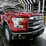Ford forced to stop all F-150 production because of supplier fire