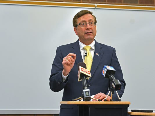 Mike Huether Press Conference