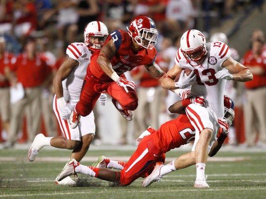 NCAA Football: Nebraska at Fresno State