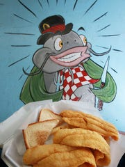 Enjoy your Fridays of Lent at the Catfish Basket in Northeast El Paso.