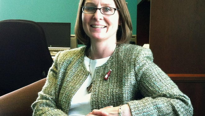 Melissa Lyon, director of the Erie County Department of Health.