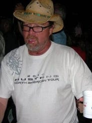 Thomas Day, 54, was killed in the mass shooting in