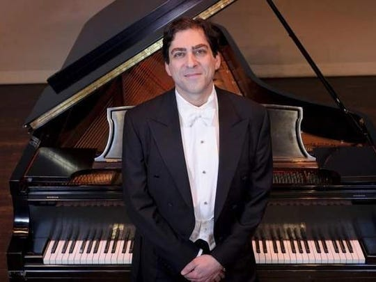 David Amado, music director of the Atlantic Classical Orchestra
