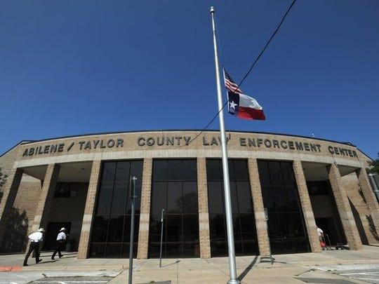 Law Enforcement Center, Abilene, Texas (Reporter-News file photo)