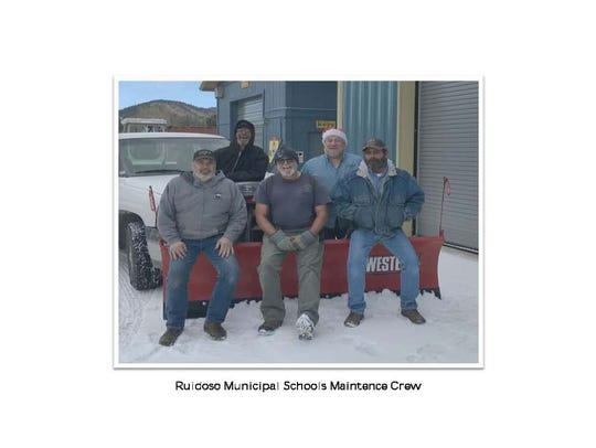 Merry Christmas from the maintenance crew
