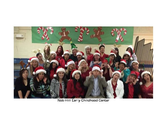 Merry Christmas from the Nob Hill Early Childhood Center
