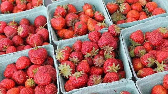 Strawberry Fest will take place Saturday in downtown Waupaca.