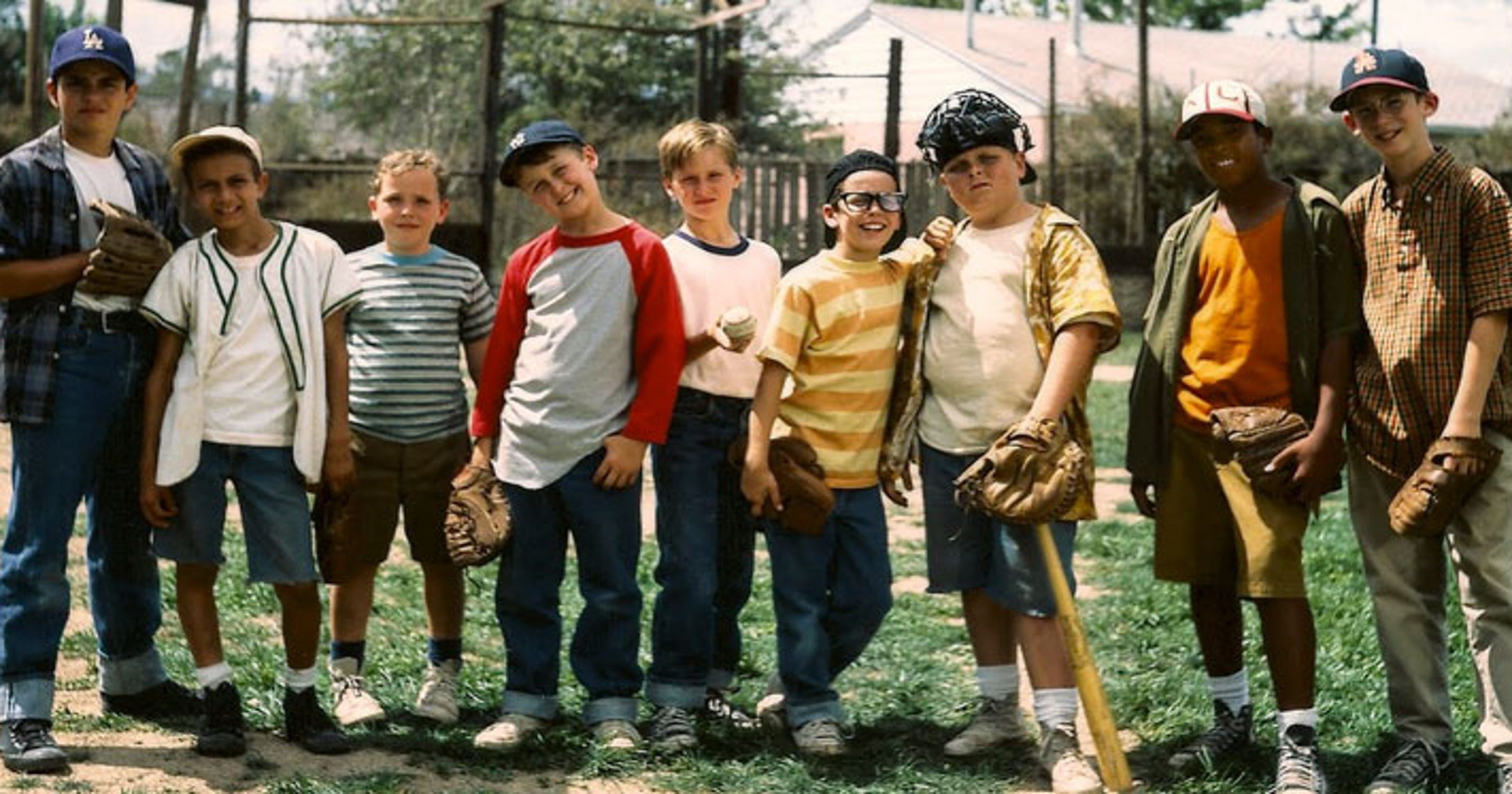 Sandlot' cast reunites after 25 years: See what they look