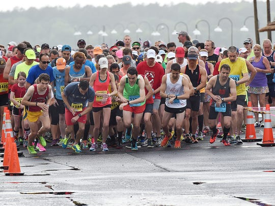 The 13th annual Outlet Liquors 5k at The Rusty Rudder will be held  Sunday morning at 8 in Dewey Beach.