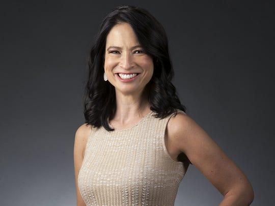 Mi-Ai Parrish, president and publisher of The Arizona