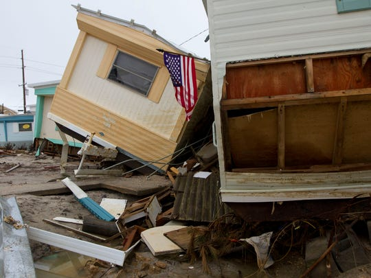 AFTER SANDY: The Long Beach Island Trailer Park will not be rebuilt from the rubble following superstorm Sandy, Muroff told residents last year.
