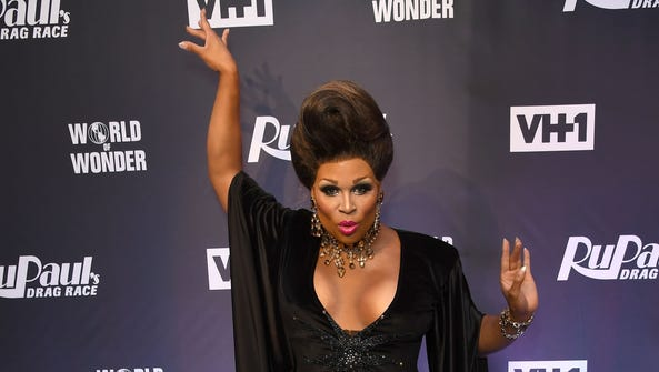 """Peppermint attends the finale party for """"RuPaul's Drag"""