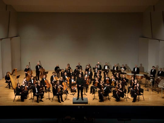St. Cloud Symphony Orchestra will perform its St. Cloud