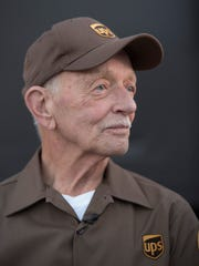 It's Tom Camp Day in Livonia and everywhere served by UPS.  Driver Tom Camp sets a company record, driving for 55 years and over a million miles without an accident.