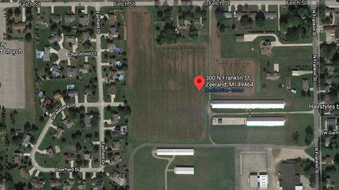 During its regular meeting Tuesday, Feb. 2, the Holland Township Planning Commission agreed to recommend a split-rezoning for a vacant parcel at 300 N. Franklin St. in Zeeland. If the rezoning and a site plan are approved, a subdivision with 43 single-family homes will be constructed on the property.