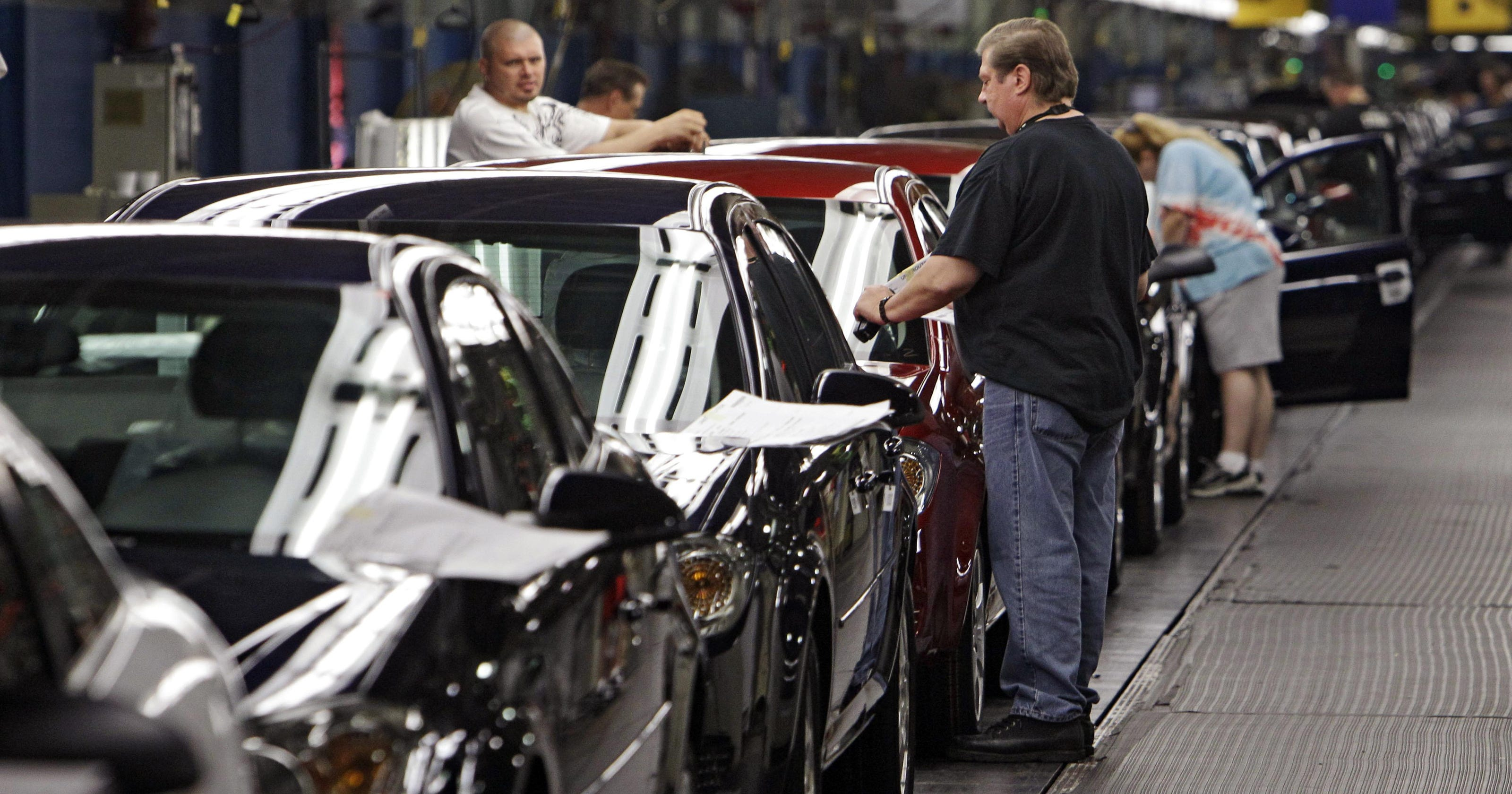 Uaw Gm Ratification Held Up By Skilled Trades