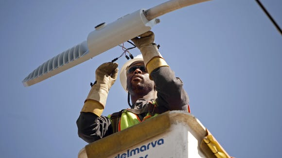 Delmarva Power customers to receive credit for Pepco Exelon merger.