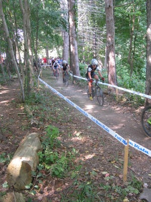 Cyclocross is a grueling race that requires speed, phyical strength and excellent bicycle-handling capabilities.
