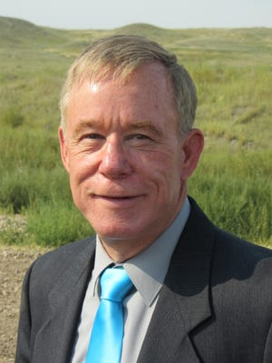 Shelby Mayor Larry Bonderud.
