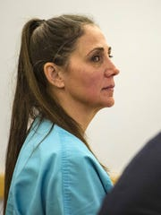Evi Quaid appears in Vermont Superior Court in St.
