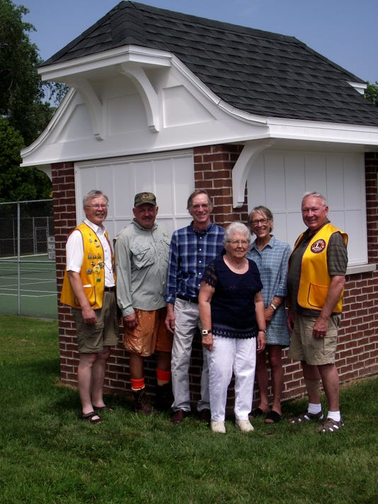 The Two Rivers Lions Club