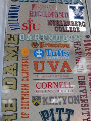 Millburn residents attend a wide range of colleges and universities.