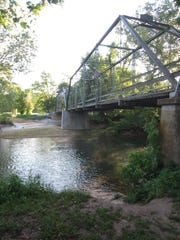 Ozark officials want to replace the century-old Riverside Bridge, which has been closed for several years.