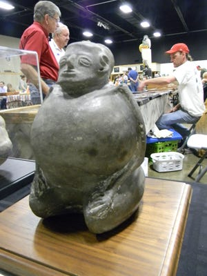 The Springfield Indian Artifact Show is Saturday at the Ozark Empire Fairgrounds. VIP night is Friday.