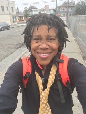 Kiki Monifa of Oakland, Calif., is editor-in-chief of Arise 2.0, a digital global publication focusing on news, issues and opinions impacting the LGBTQ of color community.