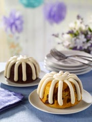 Nothing Bundt Cakes will open a Murfreesboro location Wednesday, Aug. 16, 2017, beginning at 9 a.m. at 1440 Medical Center Parkway, Suite E.