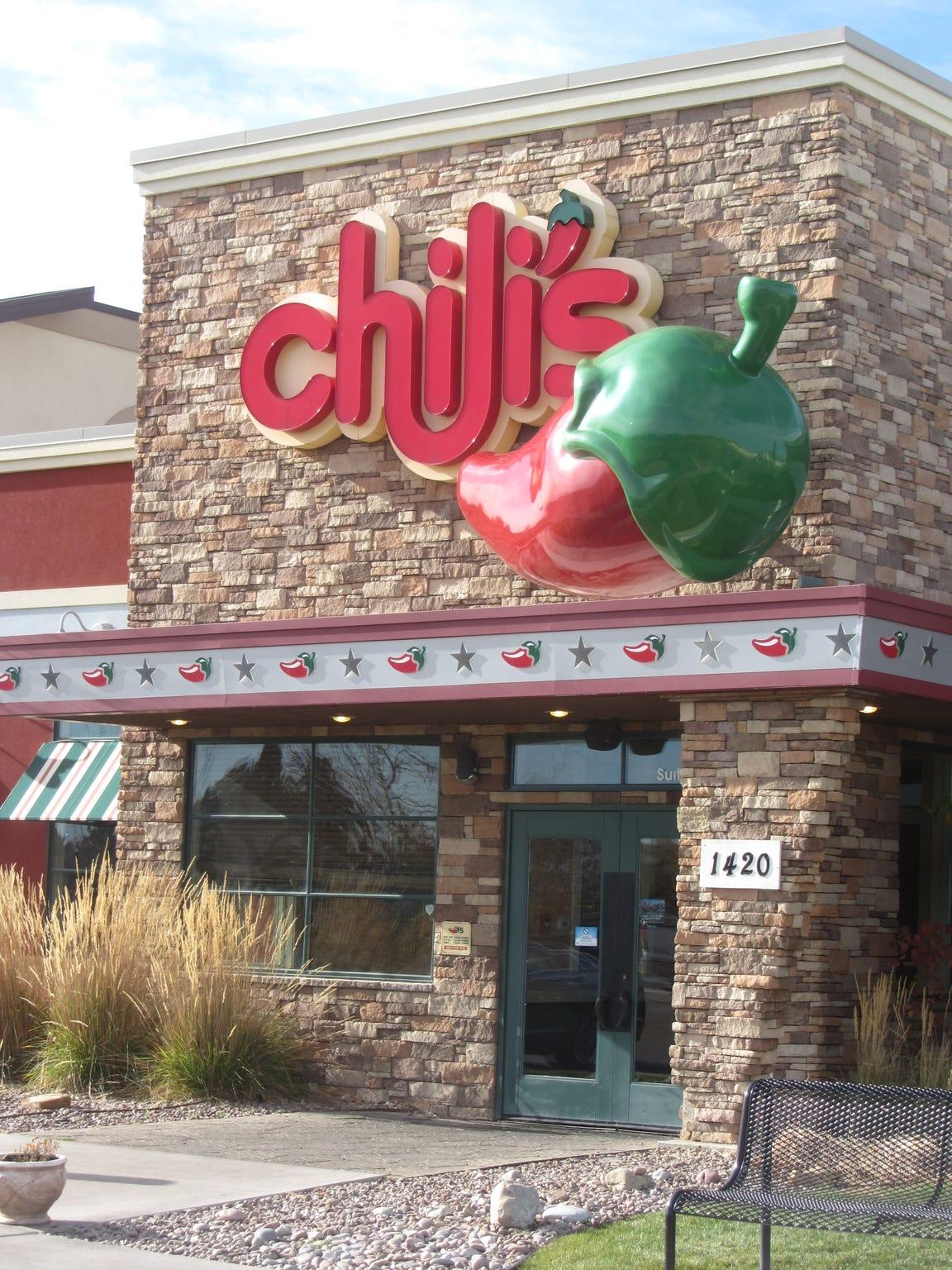 Shoot the Moon opened Chili's restaurants in Montana, Idaho and Washington.