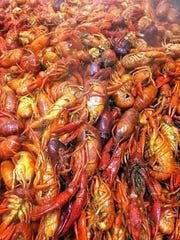 Mardi Gras is coming up in just a couple months, so start planning your menu now with fresh crawfish and Cajun specialties.