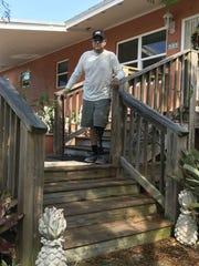 James Longstreet, of South Beach Fort Pierce, wonders why more homeowners did not take advantage of FEMA's home-elevation program.