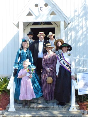 Guests will experience what life was like for the early settlers of Merritt Island at the Pioneer Day Festival on Saturday, Feb. 9, 2019.