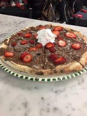 se7te dessert pizza