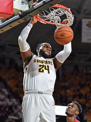 Wichita State is a No. 4 seed this year.